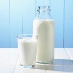 acné y leche desnatada